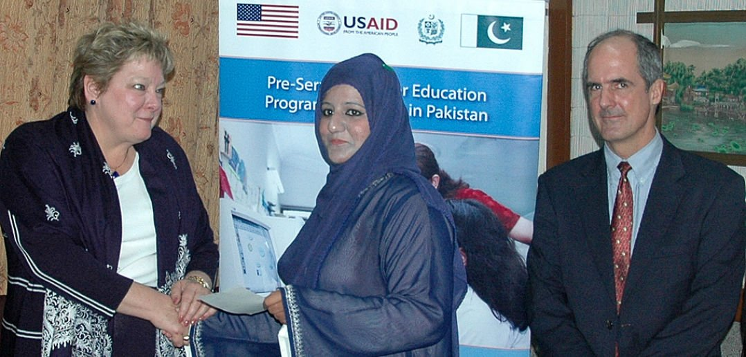 thesis on teacher education in pakistan In pakistan, at master in education (med), which is an advanced teacher preparation level, the trainee teachers are required to write a thesis on a topic of some educational importance.