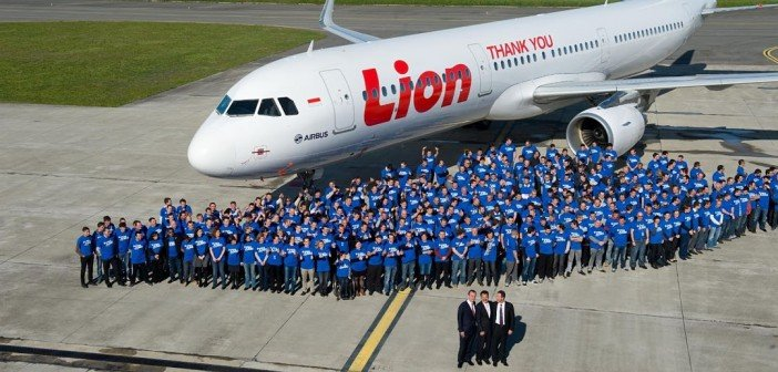 Biggest Order Ever for Airbus