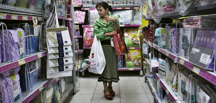 Middle Class Growth in the Global South