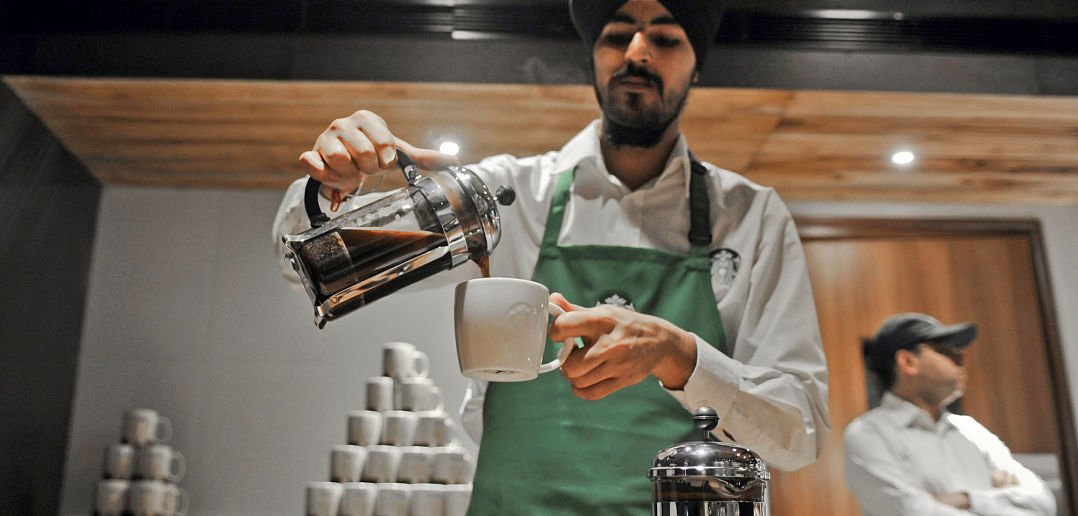 The Success Of Starbucks In India The Borgen Project
