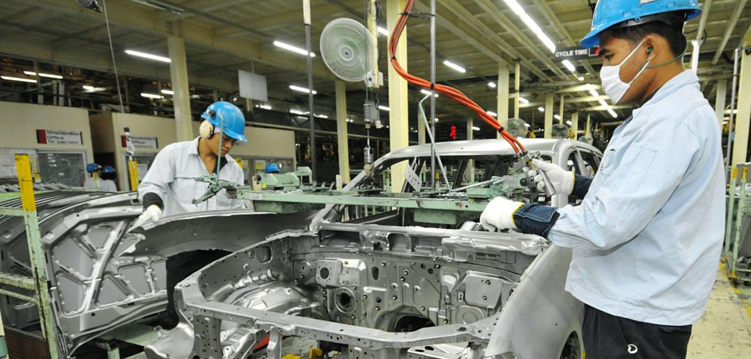 the rise of car manufacturing in thailand - the borgen project