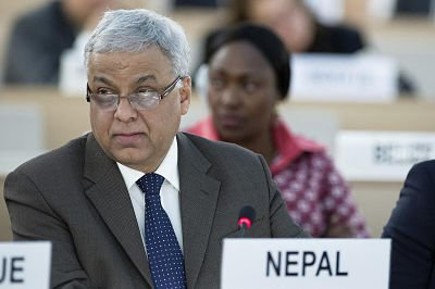 nepal foreign affairs