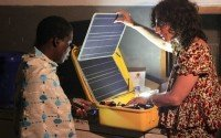 Solar Suitcase Reduces Maternal Mortality in Nigeria