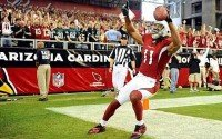 Larry Fitzgerald Scores a Touchdown for Global Development