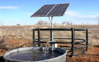 SunWater Provides Cheap Solar Irrigation
