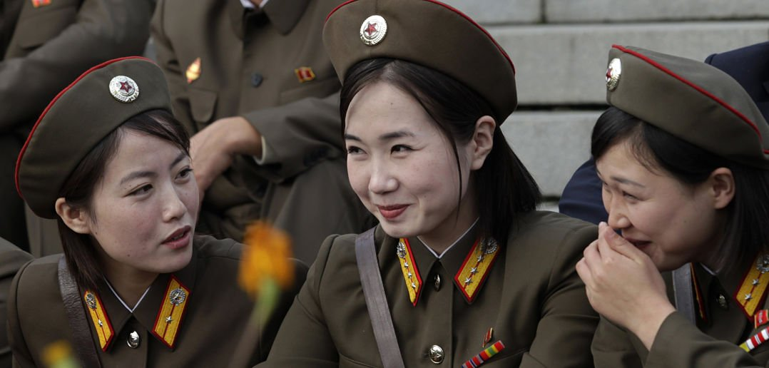 North Korean Military A Fashion Trend Borgen