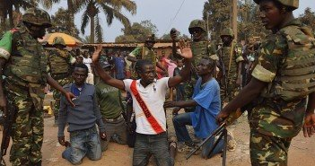 Central African Violence