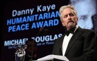 Michael Douglas: Humanitarian Award and Efforts