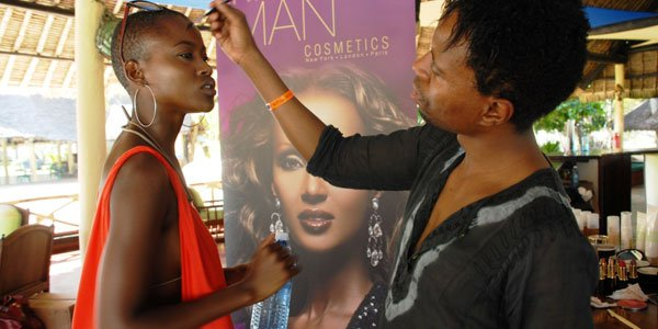 Cosmetic Products Provide Employment Opportunities in Africa