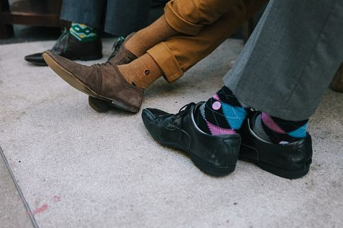 Kicking Poverty with Footwear