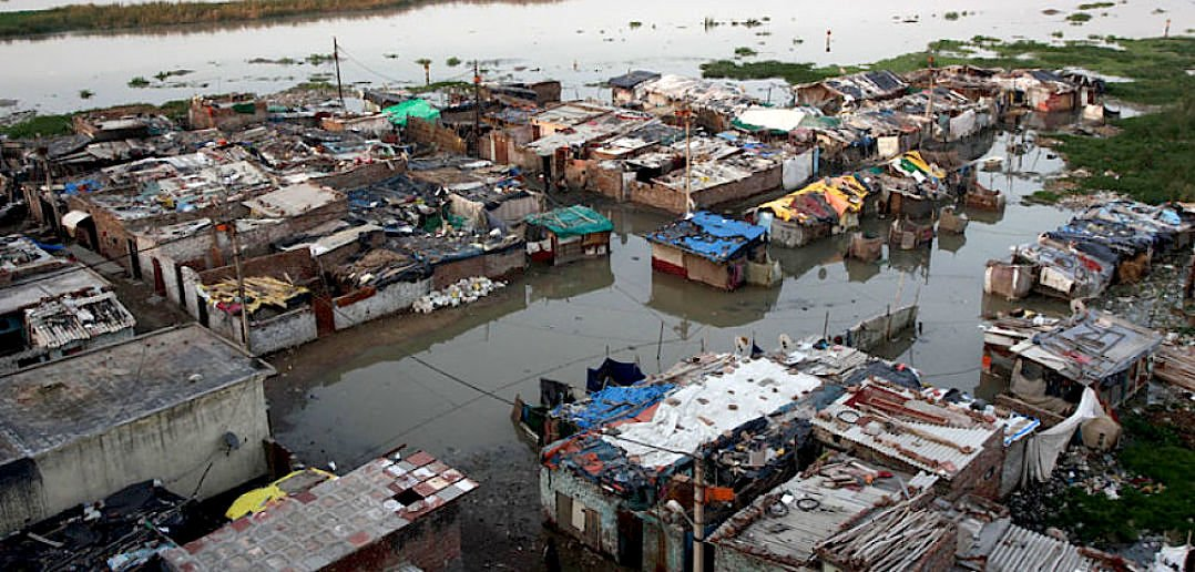 climate change and poverty The carbon footprint of the world's one billion poorest people represents just 3 percent of the global total yet as climate change advances, poor communities are.