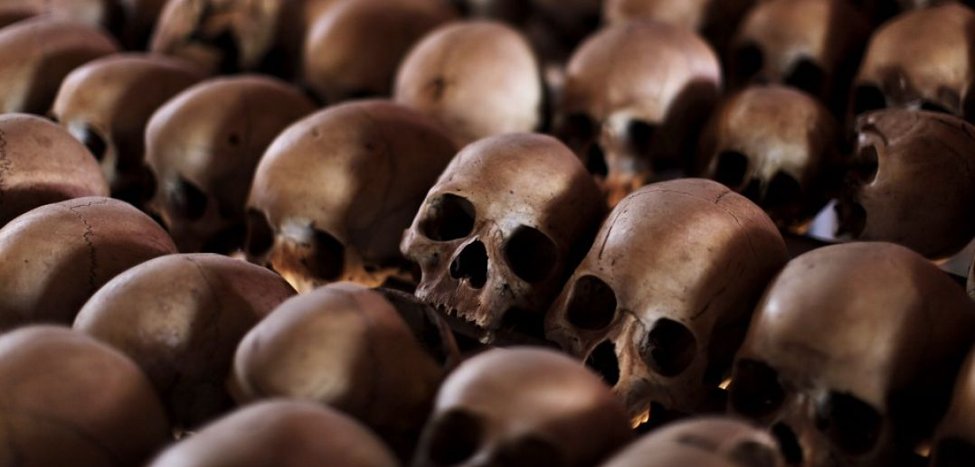 10 Photos from the Rwandan Genocide