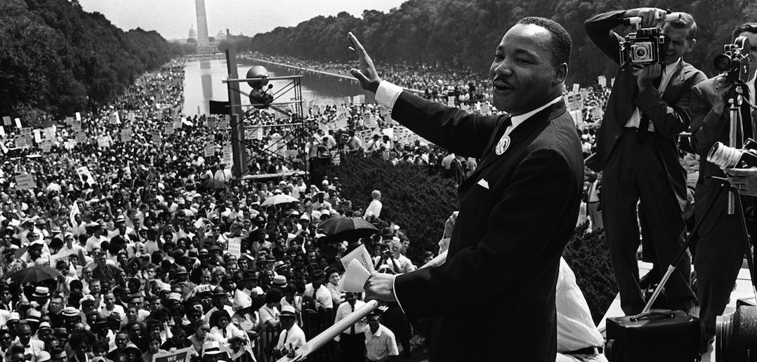 martin luther king thesis statement Thesis statement martin luther king jr, inspired by followers of nonviolence protest, sought equality for african americans.