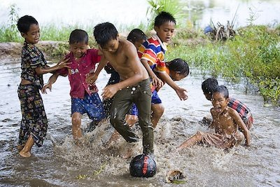 soccer in poverty