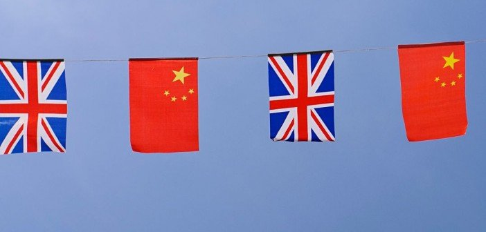 united kingdom and china