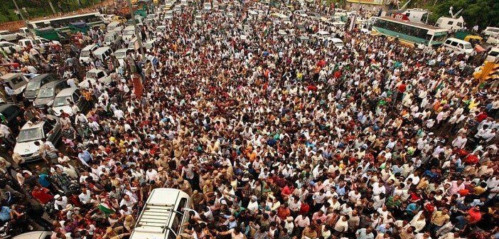 Short Essay on Problem of Overpopulation in India