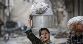 Starvation and Poverty in Aleppo