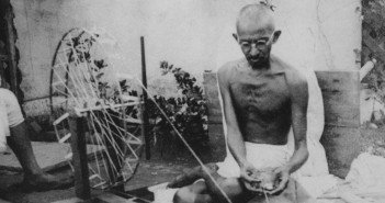 Gandhi Utilized Advocacy