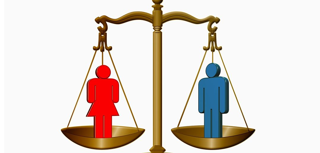 gender inequality and the discrimination of female in a male dominated society