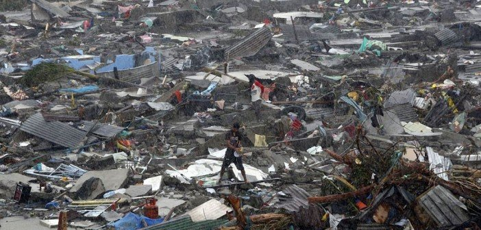 Philippines Recovering after Typhoon Haiyan