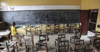 Ebola Outbreak Forces Five Million from School