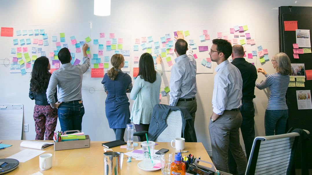 Human centered design and designkit borgen for Ideo company