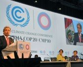 COP 20 Focuses on Developing Countries