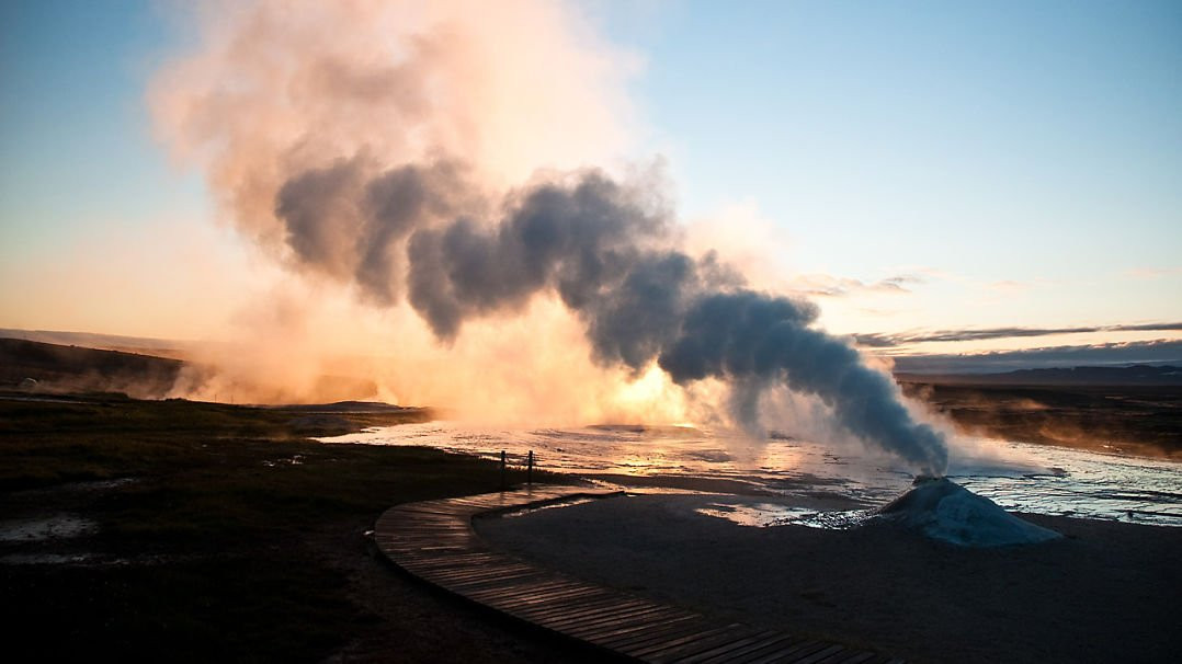 Geothermal Energy Development Underway - BORGEN
