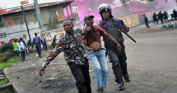 protests in the congo