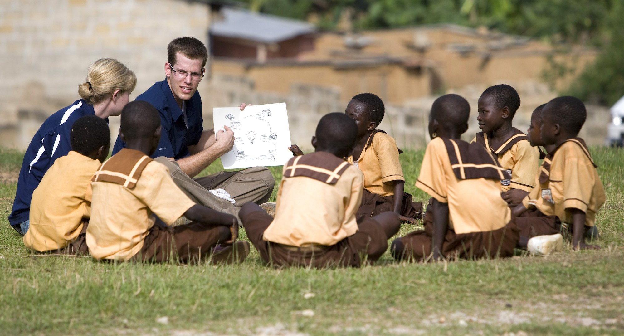 Education Important For Escaping Poverty
