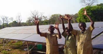 solar technology in Africa