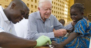 eradication of Guinea Worm