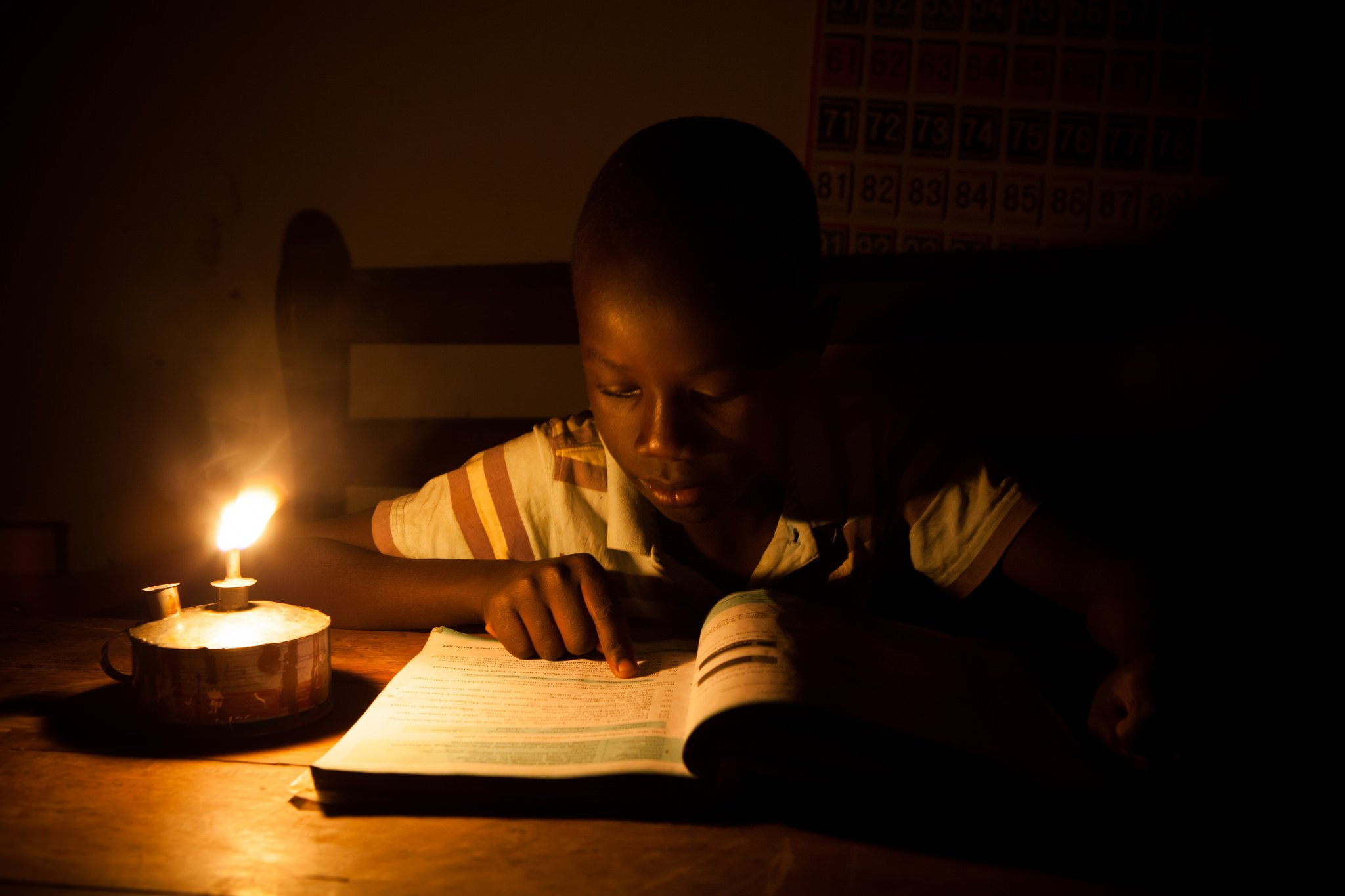 Shedding Light on the Poor's Access to Electricity