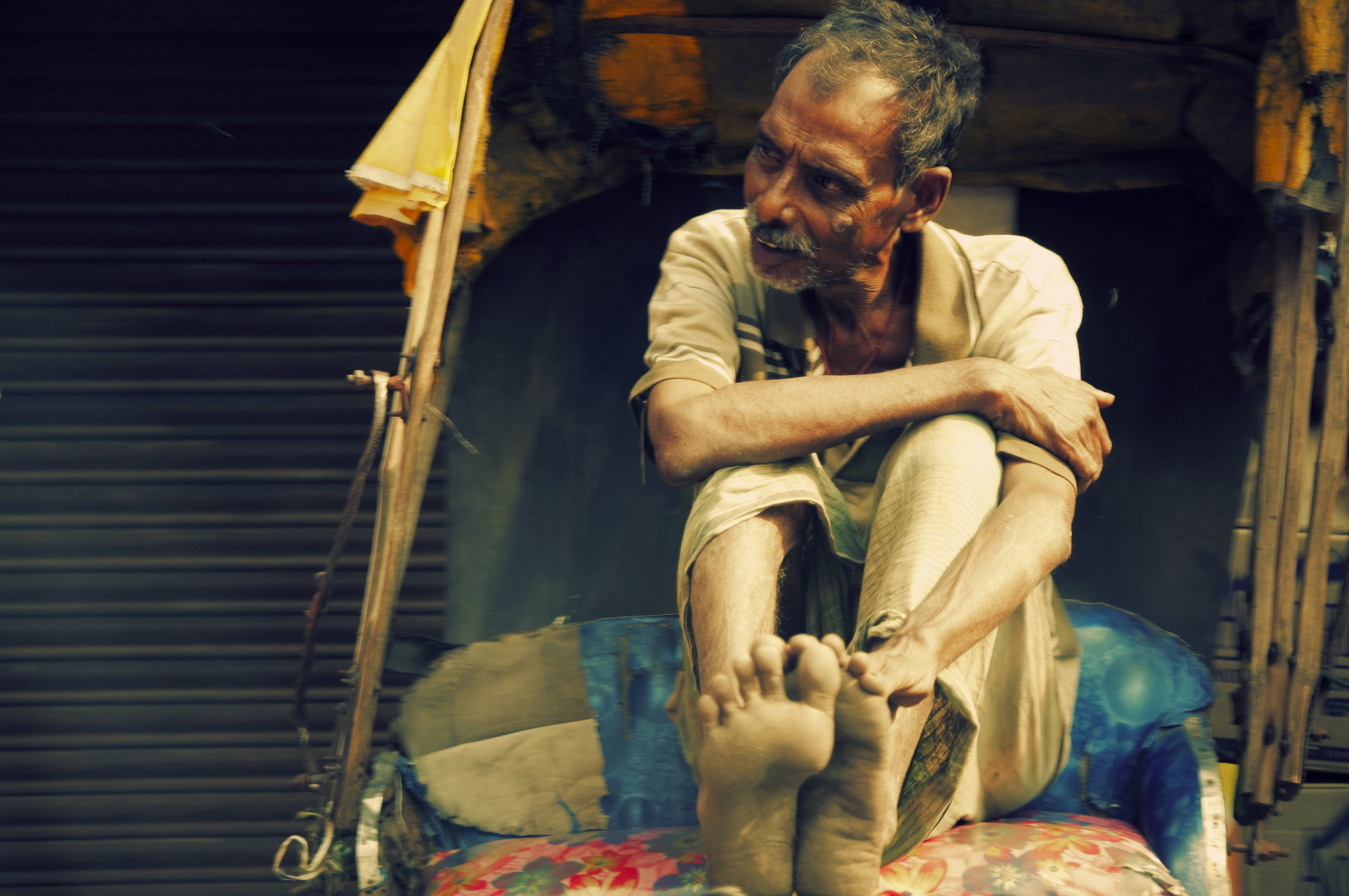hunger in india
