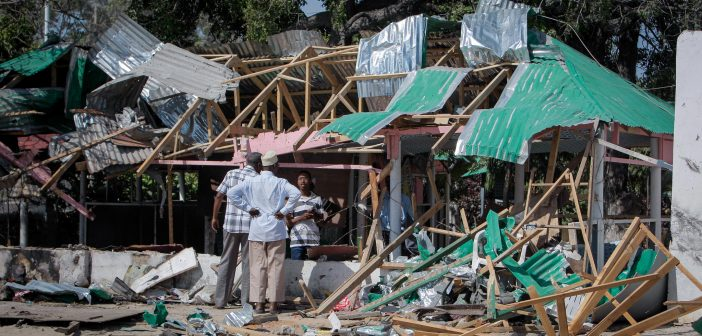 State Department Helps First Responders Deal with Terrorism in East Africa
