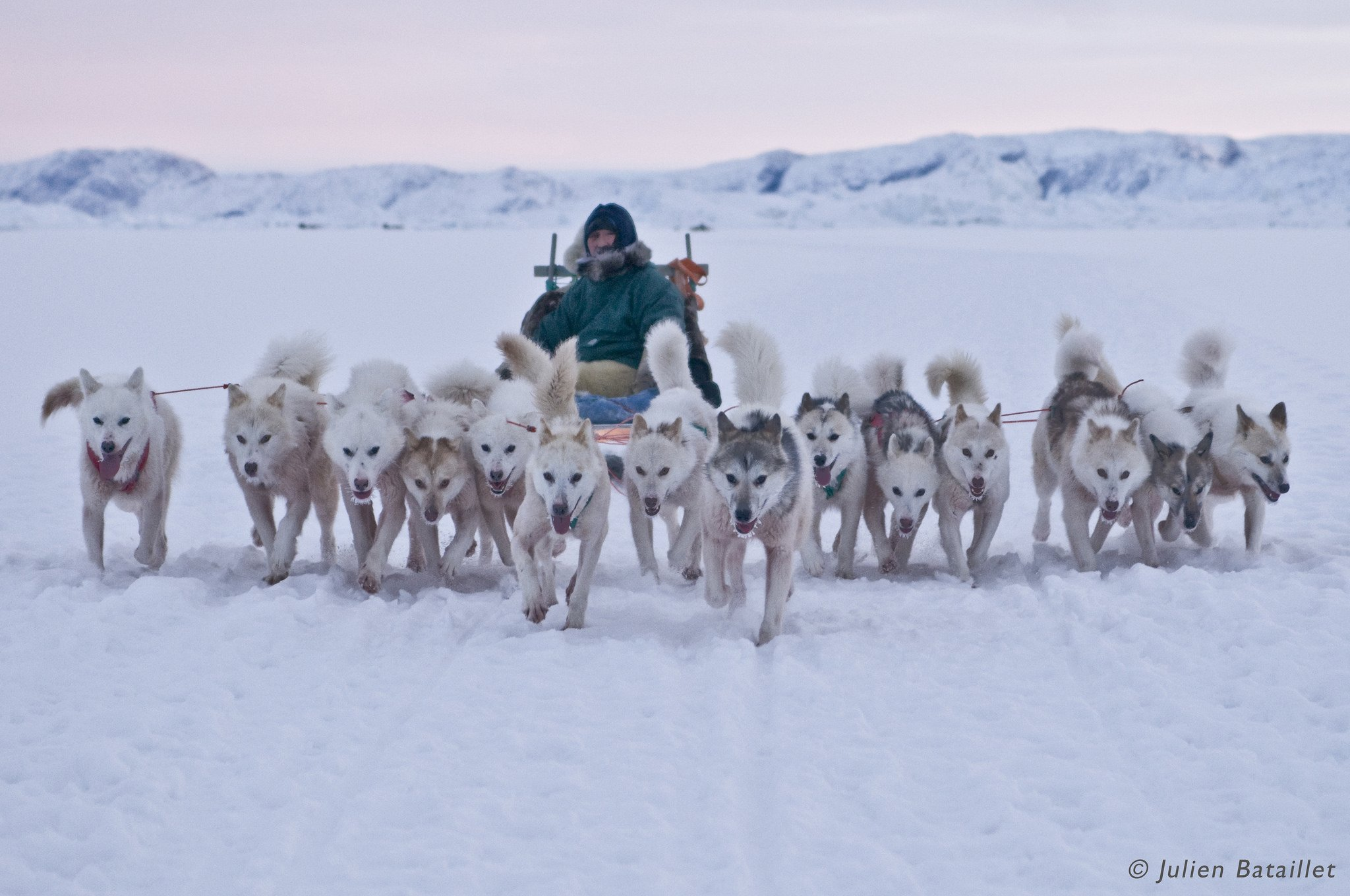 Igloo The Inuit In Greenland Are Surviving Rapid Change
