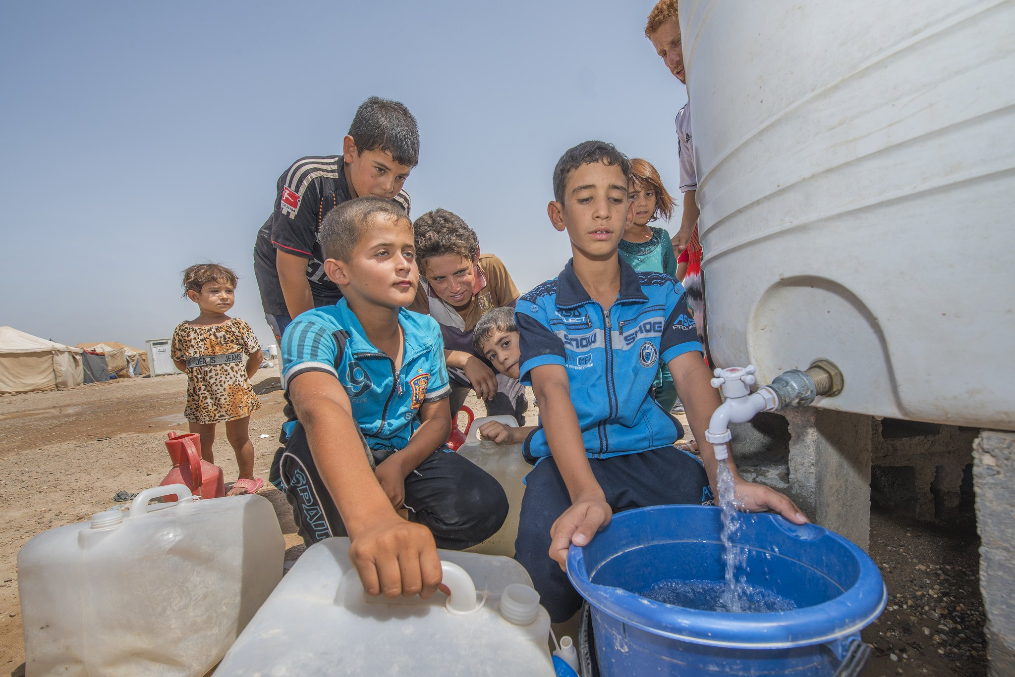 Water Quality In Iraq: A Constant Challenge