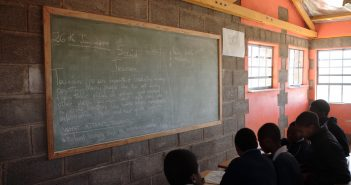 Education in Lesotho 2016: Renewing Student Retention