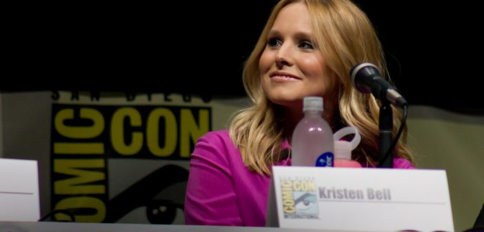 Actress Kristen Bell Partners with Organizations to Fight Poverty