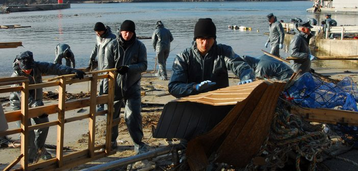 Operation Tomodachi: The U.S. Military Fights Disaster in Japan