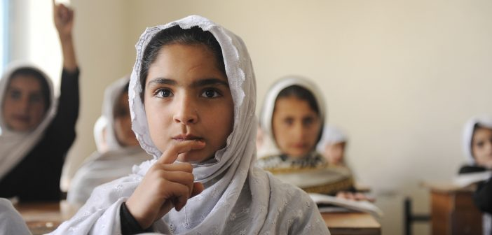 Girl Up: Step Forward to Protecting Girl's Rights to Education