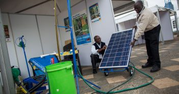 Solar-Powered Water Pumps: Sustainable Energy
