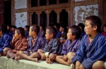 Education in Bhutan: Ancient Kingdom in the Himalays