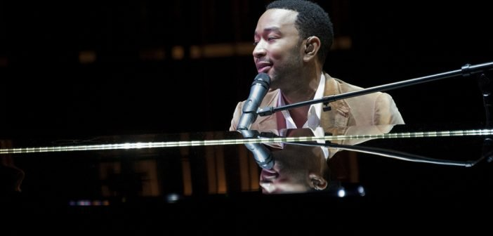 John Legend Champions Global Poverty Charities