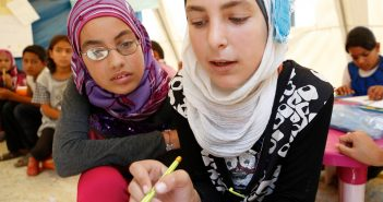 Overcoming Education Challenges for Refugee Children