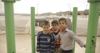 Refugee Camps in Turkey: The Fullness Reaches a Peak
