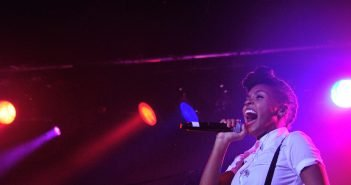 Janelle Monáe Raises Awareness Around the World