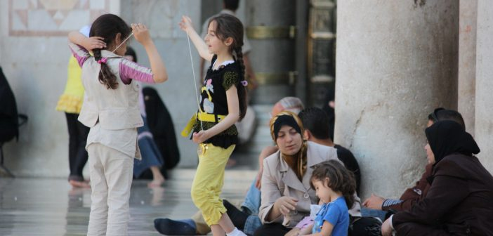 Questscope: Addressing Poverty in Syria through Education