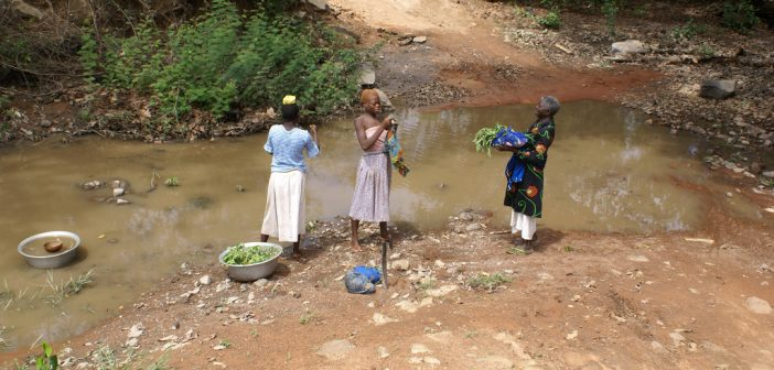 Water Quality in Togo