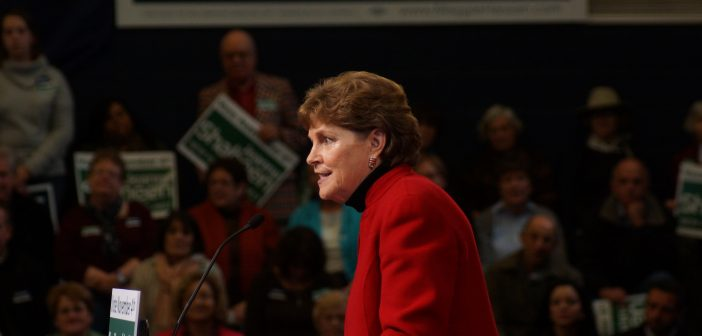 Senator Jeanne Shaheen Strives to Keep Girls in School